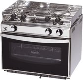 Eno Open sea RVS oven met kooktoestel (2-pits)