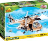 Cobi Small Army Desert Helicopter - 2329