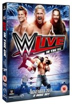 Wwe - Live In The Uk - November 2014