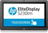 HP EliteDisplay S230tm - Touchscreen Monitor