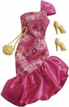 OMD ASS 12x Mattel Barbie Gown asst N8328