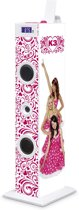 Bigben K3 Karaoke Sing-a-long Speaker en Sound Tower - Roze