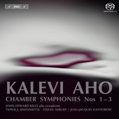 Aho: Chamber Symphonies Nos 1-3