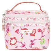 Oilily Classic Ivy Square Cosmeticbag Licht Roze