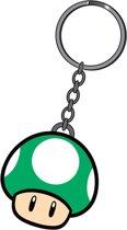 Nintendo - 1-Up Mushroom Rubber Keychain