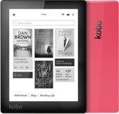 Kobo Aura - Zwart/Roze - e-reader