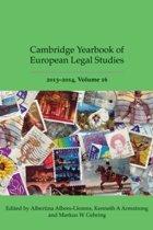 Cambridge Yearbook of European Legal Studies, Vol 16 2013-2014