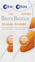Etos Aroma Amandel - 2 x 100 ml - Badolie