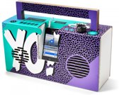 Berlin Boombox YO! MTV Raps Purple BBBXYO1