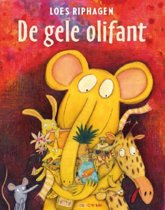 Prentenboek De gele olifant
