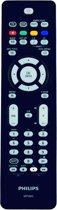 Philips SRP5002/10 - Universele 2-in-1 afstandsbediening - Geschikt voor Philips-tv's en -DVD(R)'s - Zwart