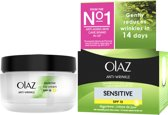 Olaz Anti-Wrinkle Sensitive SPF 15 - 50ml - Dagcrème