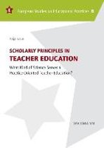 Scholarly Principles in Teacher Education