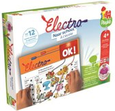 Playlab Electro Original Naar School - Educatief Spel