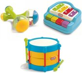 Little Tikes Melody Makers Gift Set - Muziekinstrumenten kadoset