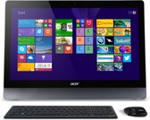 Aspire U5-620 9503 NL 23inch multitouch1920x1080 Full HD LCD i7-4712MQ 8GB DDR3 1TB HDD 8G Hybrid SSD DVD-RW GeForce GTX850M 2GB GDDR5 W8.1 64 (NL/EN) - Incl.