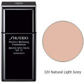 Shiseido Perfect Refining Foundation Foundation 1 st. - I20 - Natural Light Ivory