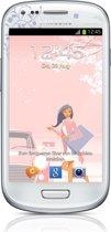 Samsung Galaxy S3 Mini - Wit - La Fleur Edition