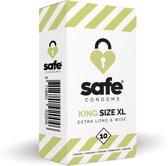 Safe XL - 10 stuks - Condooms
