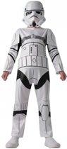 Stormtrooper kostuum voor kinderen 140