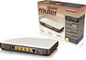 Sitecom WLR-6000 Wireless Gigabit Dualband Router 750N X6