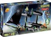 Cobi Monster vs Zombies Ghost Ship - 28300
