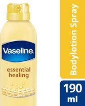 Vaseline essential moisture  Spray & Go - 190 ml - bodylotion