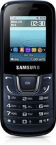 Samsung E1280 - Zwart