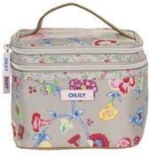 Oilily Classic Ivy Square Cosmeticbag Caffe Latte