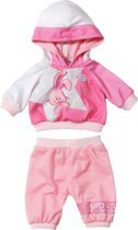 BABY BORN SPORTY COLLECTION AS