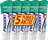 Prodent Mentol Power - 75 ml - Tandpasta - 5 stuks - Voordeelverpakking