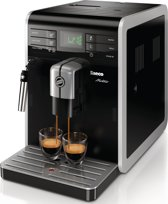 Saeco Moltio HD8767/01 - Volautomaat espressomachine - Zwart