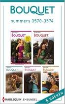 Bouquet e-bundel nummers 3570-3574, 5-in-1