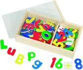 Magneten Letters en Cijfers