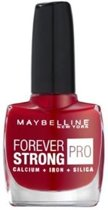 Maybelline Nagellak Forever Strong  - 06 Deep Red