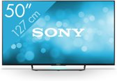 Sony Bravia KDL-50W755C  - Led-tv - 50 inch - Full HD - Android TV - Zwart