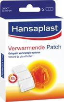 Hansaplast Verwarmende Patch - 2 stuks - Pleisters