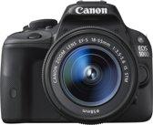 Canon EOS 100D + EF-S 18-55mm IS STM + EF 40mm STM