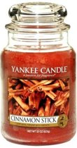 Yankee Candle Cinnamon Stick Large Jar