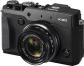 Fujifilm X30 - Zwart