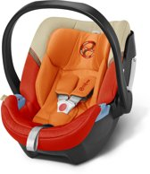 Cybex - Aton 4 - Autostoel groep 0+ - Autumn Gold - orange