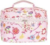 Oilily Classic Ivy Square Beauty Case Licht Roze