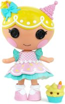 Lalaloopsy Sugary Sweet Littles Doll - Wishes Slice O' Cake