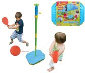 Mookie Swingball 3 In 1 - Tennisset