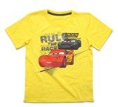 Disney Cars Jongens T-shirt - blauw - Maat 98