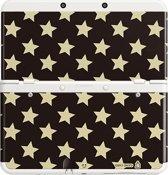 New Nintendo 3DS, Coverplate Stars Black