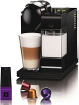 De'Longhi Lattissima+ EN520 Nespresso Apparaat - Zwart
