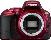 Nikon D5500 Body - Spiegelreflexcamera - Rood
