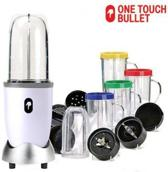 One Touch Bullet Blender (wit)