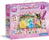 Clementoni Interactieve Quiz Puzzel - Prinsessen